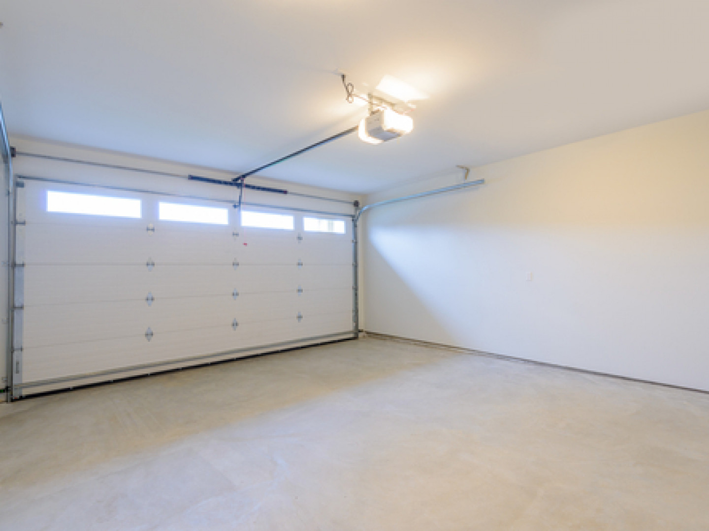 Is Your Garage Door Sagging In One Or More Places?